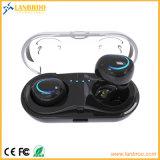 2018 mini sonido cristalino gemelo superior de Earbuds Bluetooth V4.2 HD del en-Oído