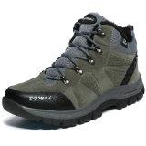 Gute Qualitätshöhen-Schnitt-Winter Schuhe wandernd