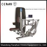 Équipement de gymnastique de salle de gym Équipement de gymnastique de système intelligent Tz-004 Machine de rangement assise (Tianzhan TZFITNESS)