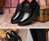 Sapatos de fitness de PU para homens de negócios