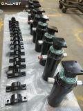Único cilindro hidráulico personalizado de atuação do mini caminhão da exploração agrícola
