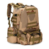 Große Kapazitäts-wasserdichter Militärbeutel-Armee-Rucksack