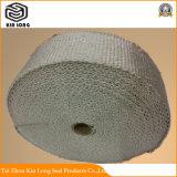 Fita de fibra de vidro isolante térmico principalmente, Protecção de conservação de calor, isolamento e proteção contra corrosão.