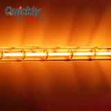 500W halógena de onda corta de la lámpara de calor por infrarrojos para el coche de la pintura
