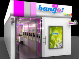 Tabelle Type Frozen Yogurt Ice Cream Machine für commerical System mit CER-Bescheinigung