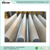La feuille de imperméabilisation de HDPE de membrane de construction protègent des matériaux