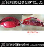 オートバイのヘッドライトの前部バイザープラスチック型の製造業者