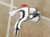 Laiton Bibcock Machine à laver à poignée unique