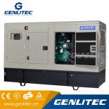 Diesel van Cummins 100kVA van de Macht van Genlitec Super Stille Generator met ATS