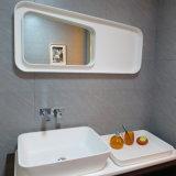 Раковина мытья ванной комнаты способа твердая поверхностная