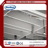 Excelente absorción acústica de lana de Vidrio Decorativo Panel /Deflector de techo
