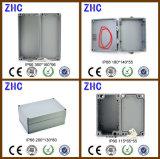 150*100*80はIP66アルミニウム金属のジャンクション・ボックスのケーブル接続ボックスを防水する