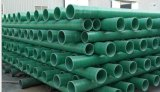 最も熱い販売FRP/GRPのガラス繊維の合成のエポキシ樹脂ポリエステル水処理の管