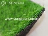 gazon de synthétique de 35mm pour le jardin ou l'horizontal (SUNQ-HY00112)