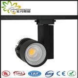 Haute qualité AC100-265V Haut de la vente de 40 W à LED voie Spots 2700K-6500K