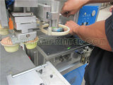 TM-S4n Ce-Approved cuatro colores de máquina de tampografía con almohadilla independientes