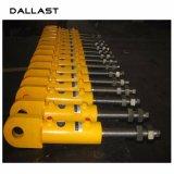 Maquinaria de construção do cilindro do RAM hidráulico da cubeta/braço/crescimento da máquina escavadora Zx240 de Hitachi