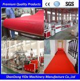 Máquina plástica de la protuberancia de la alfombra gruesa impermeable y antirresbaladiza de la bobina del alambre del PVC