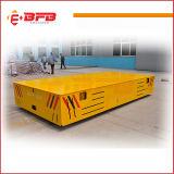 セメントの床の鋼板のための重負荷の無軌道の渡すカート
