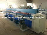 Automatische Plastikkolben-Schweißens-und Walzen-Maschine des blatt-DHA4000
