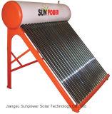 Calentador de agua solar no presurizado (SP-470-58/1800)