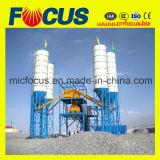 grande cemento 120m3/H ed impianto di miscelazione concreto per la costruzione di strade