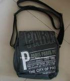 Nom de ville toile imprimée fourre-tout sac messager de l'épaule de souvenirs