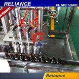Máquina Tapadora Stoppering monobloque de llenado de aceite esencial de líquidos E