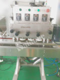 Llenador y máquina que capsula para el líquido del lavado