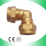 Bronze de ASTM D2846 (cobre) cotovelo do macho de 90 graus