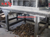 Industria que introduce manual desfibradora de papel