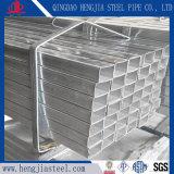 Tubo d'acciaio rettangolare pre galvanizzato luminoso della superficie