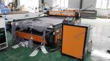 Цена автомата для резки лазера кожи ткани тканья автоматическое