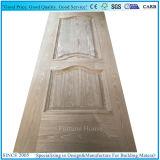 Línea convexa piel de pintura de madera moldeada de la puerta de Venner HDF (HDFS-NEW2) del nuevo diseño