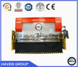 WC67K de la serie CNC freno hidráulico de presión