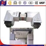 Busduct Distribución cubierta de aluminio de alimentación de bajo voltaje