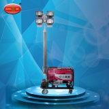 휴대용 원격 제어 이동할 수 있는 할로겐 램프 등대