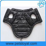 Vêtements moyens de crabot d'animal familier de mode de l'hiver de constructeur