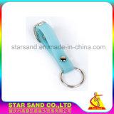 관례 자신의 로고 연약한 PVC 고무 만화 열쇠 고리