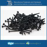 C1022 Hardend Aço Preto barato de fosfato parafuso pladur