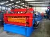 Métal couvrant la machine ondulée de Rollformers de Double couche de tuile de panneau de mur de tôle d'acier