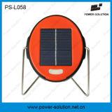 Lampe de relevé actionnée solaire accessible portative de la Pouvoir-Solution mini DEL (PS-L058)
