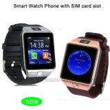 Le plus neuf/bon marché/montre intelligente de poignet de sport Bluetooth de mode avec la fente de carte SIM