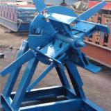 De automatische Machine van Decoiler van de Plaat van het Staal van de Radiator