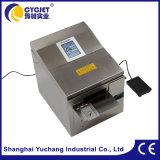 Imprimante à jet d'encre de bureau de Cycjet pour l'impression de bidon en métal