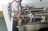 Máquina de llenado semi-automática de la goma del acero inoxidable neumático