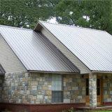 Los materiales de construcción de la placa de acero galvanizado de pintura de color de hoja de techos de cartón ondulado