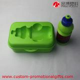 Umweltfreundliches Plastic Children Bottle Lunch Box für Kids
