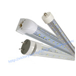 Livraison gratuite 39W V-Shape 6FT T8 LED Freezer Tube Light