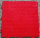 低価格の工場硬貨パターンPVC床のガレージの床タイル